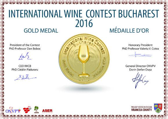 Diploma Gold